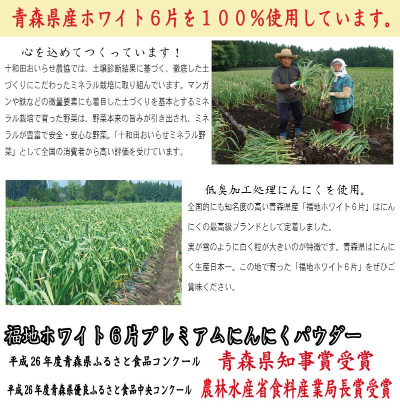 契約栽培,低臭にんにく,福地ホワイト6片